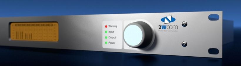 2wcom MM08E – профессиональный мультиформатный многоканальный IP/MPEG аудио кодер