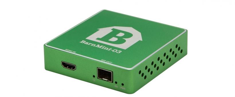 BarnMini-03 - Оптический конвертер HDMI-SFP
