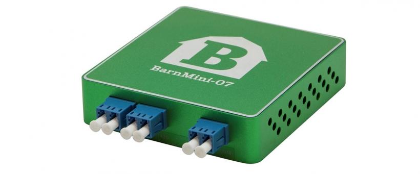 BarnMini-07 – CWDM мультиплексор 4(8) канала