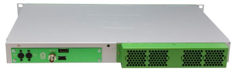 BTF1-10AA - оптическая платформа 16 SFP / 8 BNC / 8 аудио