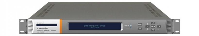 DMD-9724IRD – приемник-декодер DVB-S/S2