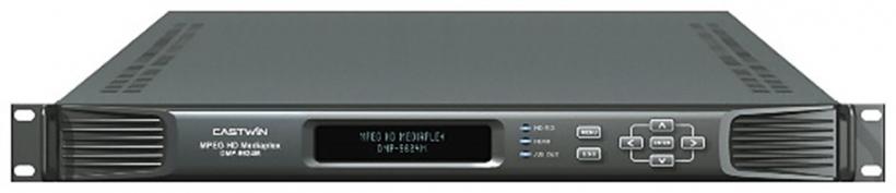 DMP-9624M – видео кодер со встроенным модулятором QAM, DVB-T/T2