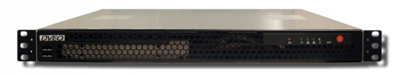 DVEO DOZER IP-IP - конвертер потоков и стример для передачи видео через интернет по протоколам DOZER/HLS/UDP/RTP