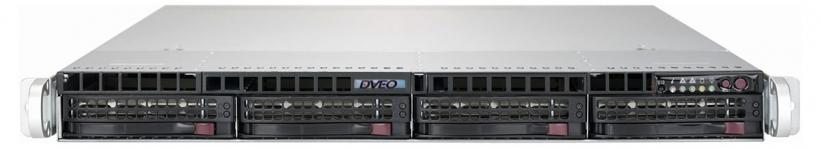 DVEO StreamWatch IP/5-48 - переключатель резерва транспортных потоков TSoIP