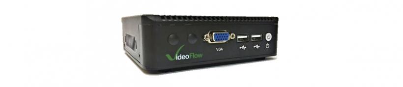 VideoFlow DVP VXU - шлюз передачи видео через Интернет