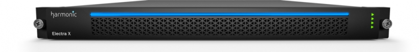 Harmonic Electra X – многофункциональный медиа процессор, кодер и транскодер SD / HD MPEG-2, MPEG-4 AVC и HEVC, OTT, стример IP