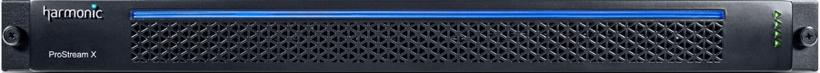 Harmonic ProStream® X – мультиплексор и видеопроцессор, оборудование цифрового ТВ, решение для мультиплексирования, скремблирования, дескремблирования и статистического мультиплексирования видео стандартной и высокой четкости (SD и HD MPEG)