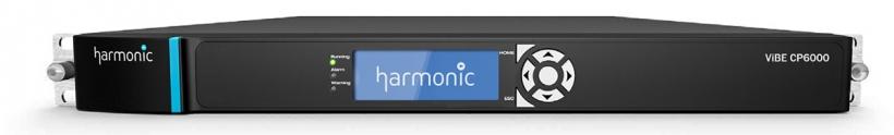 Harmonic ViBE CP6000 – модульный многоканальный видео кодер / декодер MPEG-2 / MPEG-4 AVC SD/HD, с модулятором DVB-S2/S2X