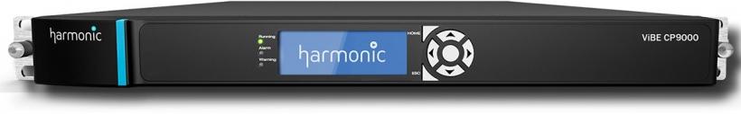 Harmonic ViBE CP9000 – многоканальный профессиональный HD/UHD видео кодер HEVC / H.264 AVC