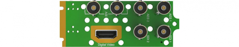 Интерфейсный модуль ASI приёмника-декодера AG 6000