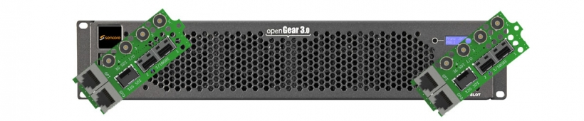Sencore AG SDI2X – SDI/IP конвертер и JPEG 2000 кодер/декодерер/декодер