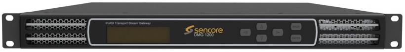 Sencore DMG 1200 - конвертер интерфейсов IP-ASI, ASI-IP, до 16 каналов, до 32 потоков