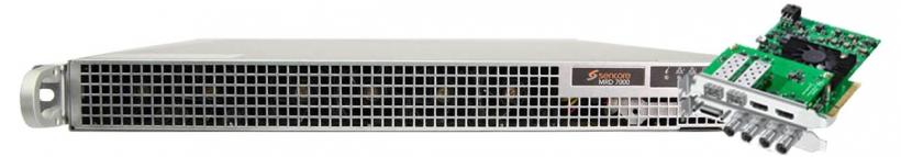 Sencore MRD 7000 – программный декодер (IP/ASI ресивер) 4К HEVC, H.264 или MPEG-2, HD/SD, 3G-SDI, 12G-SDI,SMPTE 2110