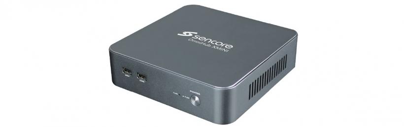 Sencore OmniHub XMINI - одноканальный транскодер для линейного вещания с ОТТ пакетайзером