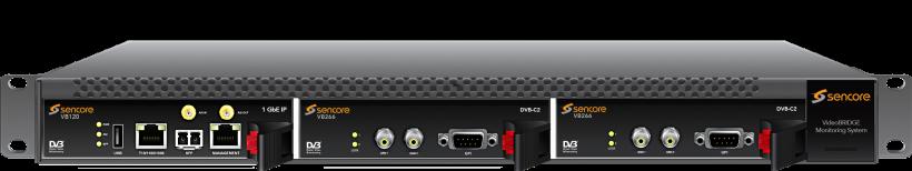 Sencore VideoBRIDGE VB266 – анализатор-демодулятор QAM DVB-C/C2