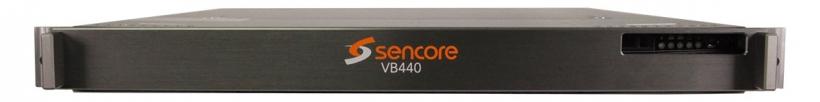 Sencore VideoBRIDGE VB440 - анализатор SDI over IP SMPTE 2022-6, SMPTE 2022-7, SMPTE 2110