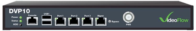 VideoFlow DVP10XU - шлюз передачи видео через Интернет
