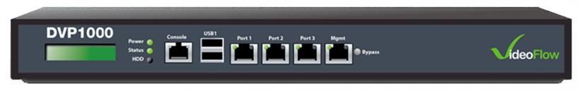 VideoFlow DVP1000 - шлюз передачи видео через Интернет