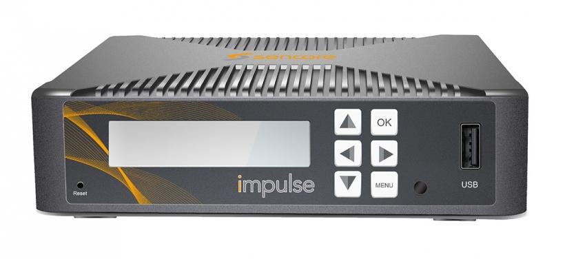 Wellav Impulse – портативный кодер / стример H.264/HEVC