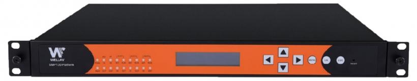 SMP-100 - многофункциональная головная станция