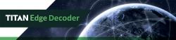 TITAN Edge Decoder - профессиональный SD / HD / 4K приемник-декодер HEVC, H264, MPEG2