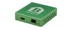 BarnMini-04 - Оптический конвертер SFP-HDMI