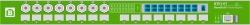 BTF1-07 - оптическая платформа 16 SFP / 8 BNC / CWDM 8/16