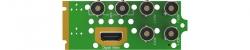 Интерфейсный модуль ASI приёмника-декодера AG 5800