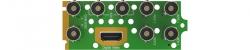 Интерфейсный модуль DVB-S/S2/S2X приёмника-декодера AG 6000